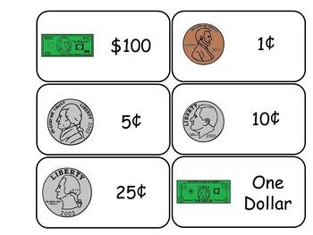 Money Curriculum Download. Preschool-1st Grade Activities, Flashcards, and  Work