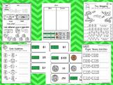 Money Curriculum Download. Preschool-1st Grade Activities,