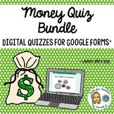 Money Digital Quiz Bundle for Google Forms®