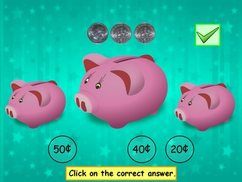 Money Dime PowerPoint Game