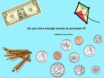 Money:  Do I have enough?
