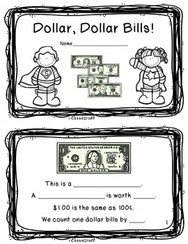 Money Dollar Bill Bundle