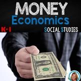 Money - Economics for Kindergarten and 1st Grade - Journal