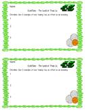 Money and Economics Reflection Activity Using Ducktales -