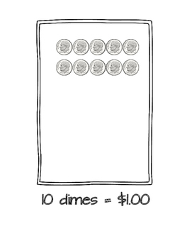 Coin Equivalency Posters