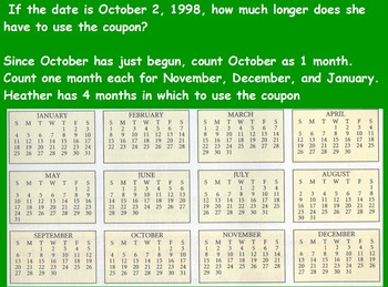 Buying Food - Expiring Coupons (worksheet inc); Real World Math (SMART BOARD