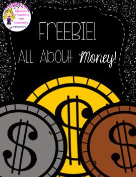 Money FREEBIE! {Confetti and Creativity}