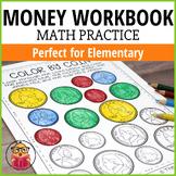 Money  NO PREP Workbook