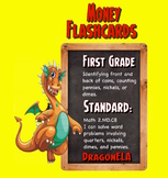 Money Flashcards for First Grade