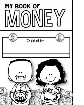 Money Flip Book - Learning about coins for beginners