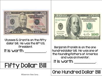 Money Flipbooks