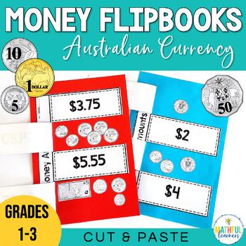 Australian Money Flipbooks