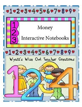 Money Interactive Notebooks