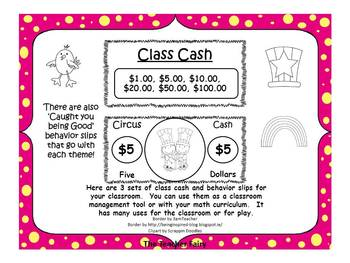 Money For Your Classroom