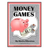 Money Fun!  Games to Teach Money Skills - From Coin Recognition to Counting