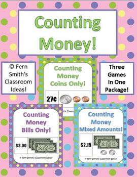 Money Math Centers