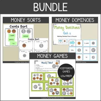 Low Prep Money Centers:  BUNDLE