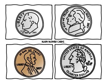 Money Fuzzled- An Active Game to Review Coins