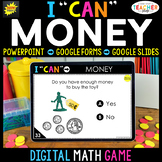 Money Game | DIGITAL Math Centers