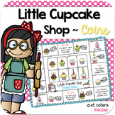Money Game: Little Cupcake Shop ~ Coins