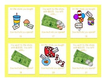 Money Game {Piggy Bank Savings}