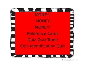 Money Game Quiz Quiz Trade