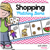Money Game: Shopping Matching Game ~ Coins and Dollar Bills