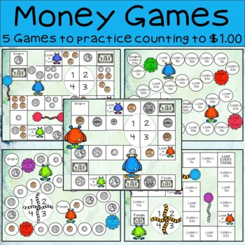 Money Gameboards
