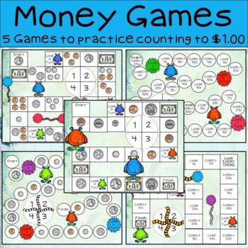 Money Gameboards