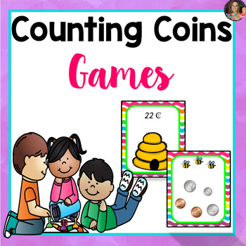 Money Games~ Counting Coins