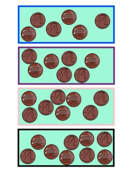 Money Games - Counting Sets of Coins