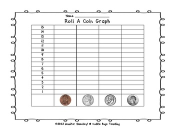 Money Games - Math Activities to Teach Identifying and Counting Coins