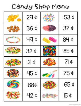 Money Games and Activities: 2 Digit Numbers