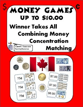 Money Games up to $10