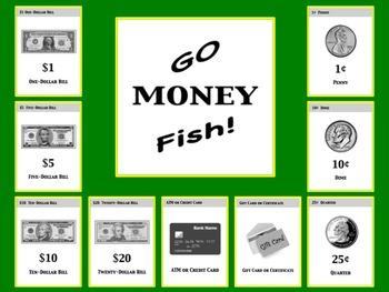 Money - Go Fish