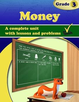Money, Grade 3