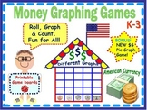 Money Graphing Games is Hands-On Fun