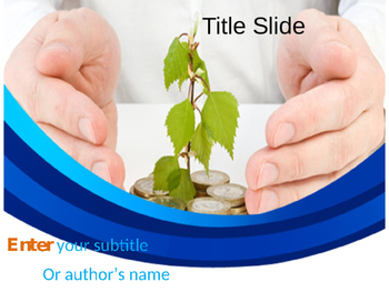 Money Growth PPT Template