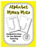 Money - Half Dollar -  Manipulative Mats Upper & Lower Cas