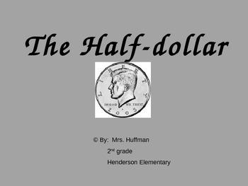 Money Half Dollar PowerPoint