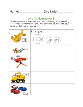 homework for money
