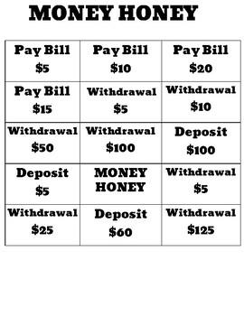 Money Honey Game