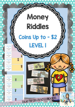 Money - I Have Who Has - Dominoes - Riddles - Piggy Bank - Australian (Bundle)
