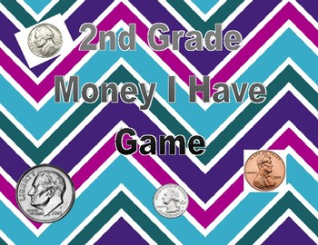 Money I have Game