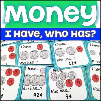 Money Games for 2nd Grade | Counting Money Game {Dollar Deals}