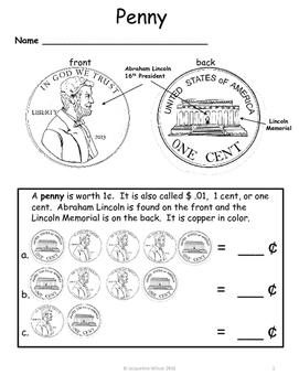 Penny Identification