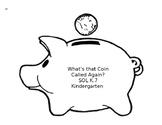 Money Identification File Folder Game