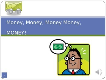 Money: Identifying Coins, Counting Money, and Making Change