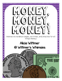 Money Interactive Notebook and Activities