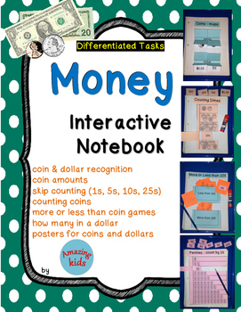 Money Interactive Notebook